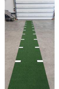 Sprinttrack - 10 x 1 meter