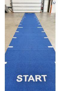 Sprinttrack - 15 x 2 meter