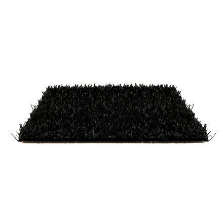 Kunstgras Zwart coupon - 10 x 4 meter